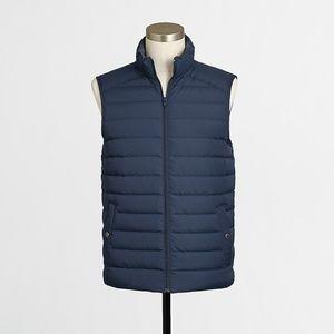 J. Crew   Tundra puffer vest